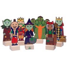 Набор сказочных персонажей «Злодеи»